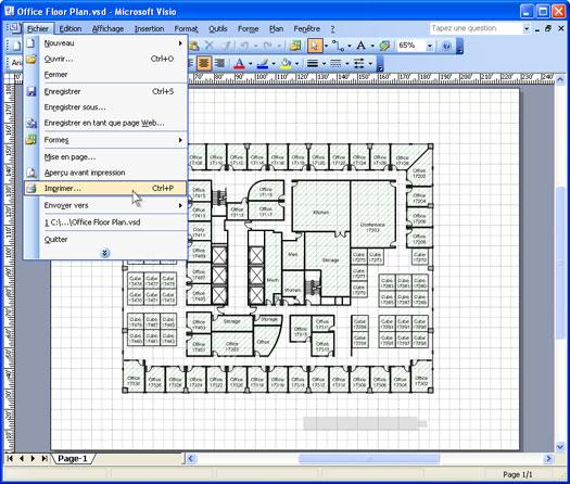 Convertir Un Plan Visio En Un Fichier Pdf Universal Document Converter