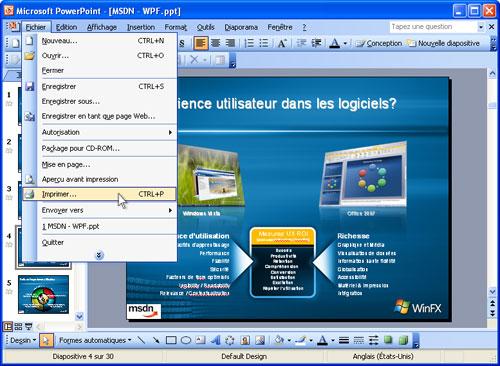convertir une pr u00e9sentation powerpoint en un fichier pdf